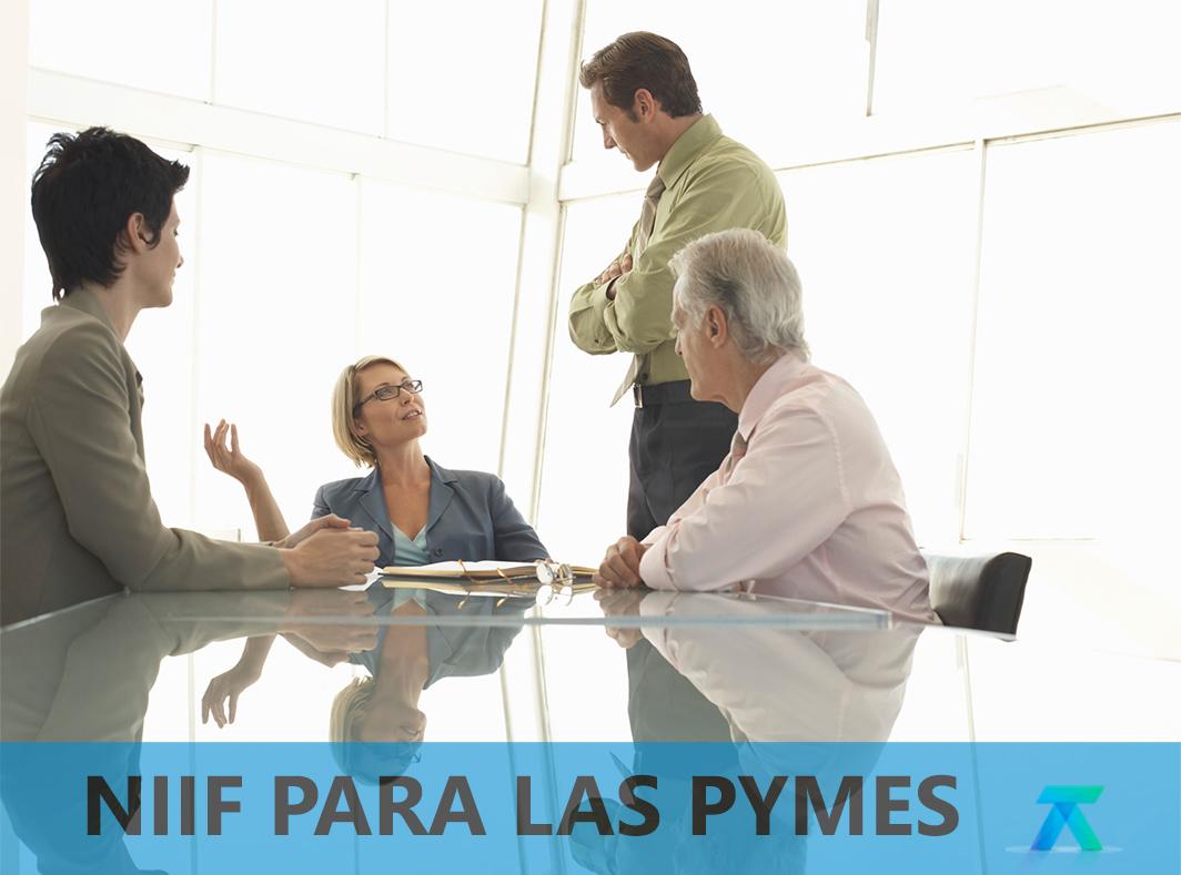 Normas Internacionales de Información Financiera para Pequeñas y Medianas Entidades
