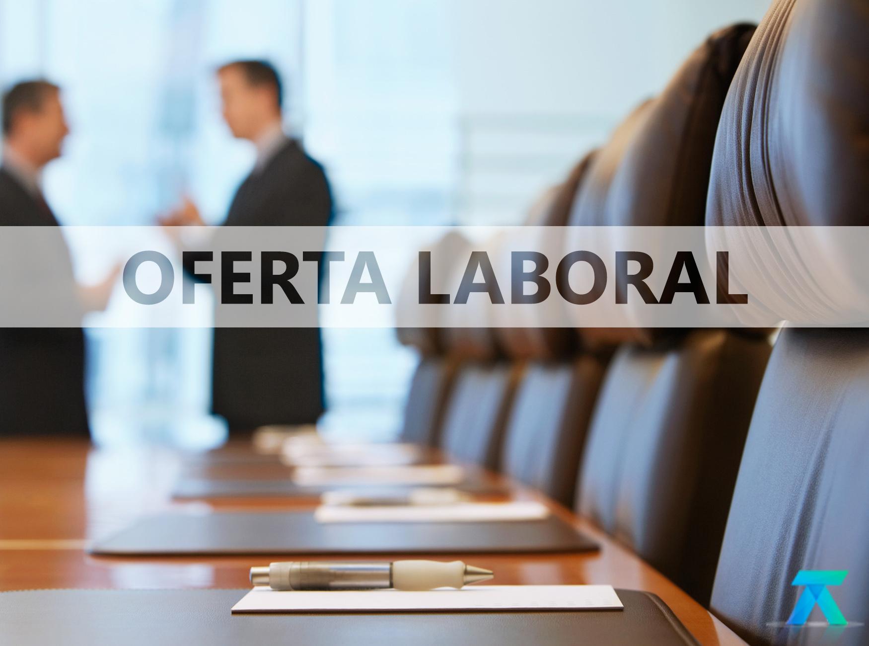 Oferta Laboral 1