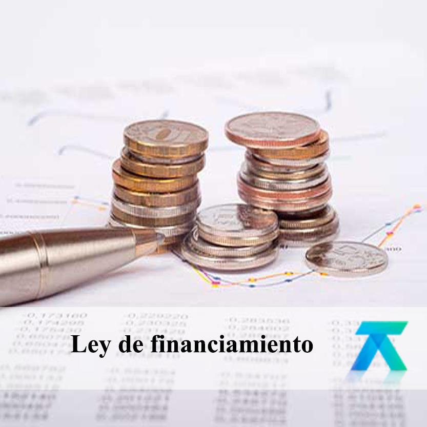 Ley de Financiamiento