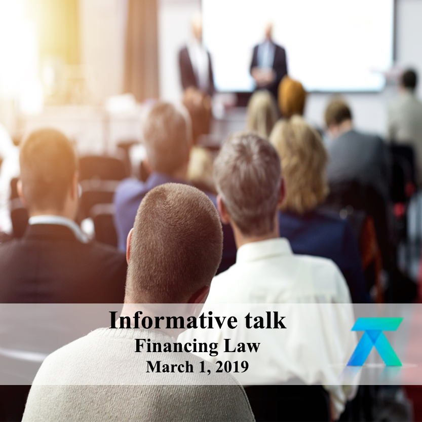 Invitation to tax information talk