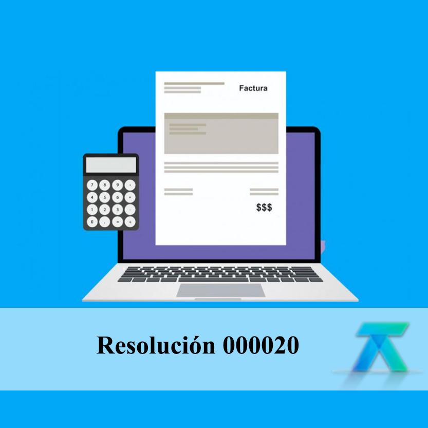 Resolución 000020