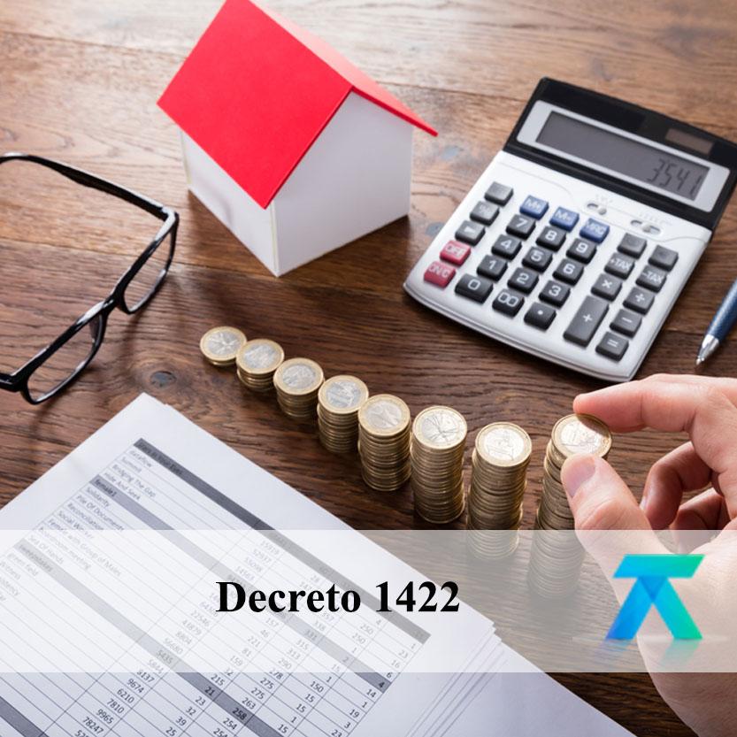 Decreto 1422