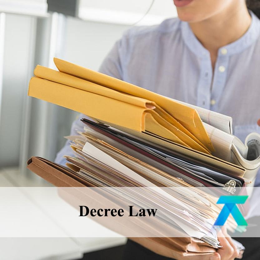 Decree Law