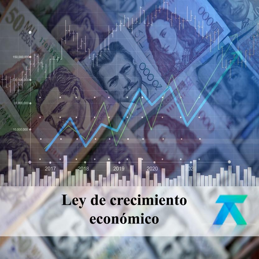 Ley de crecimiento económico, nueva reforma tributaria.