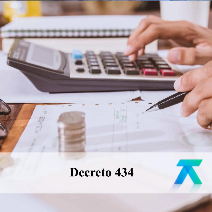 Decreto 434