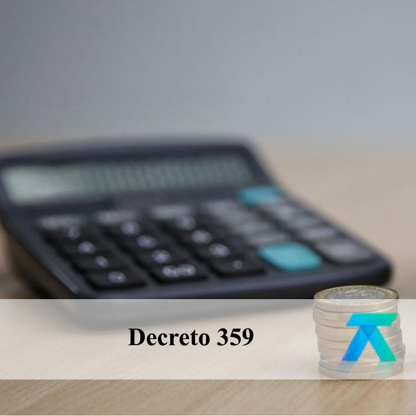 Decreto 359