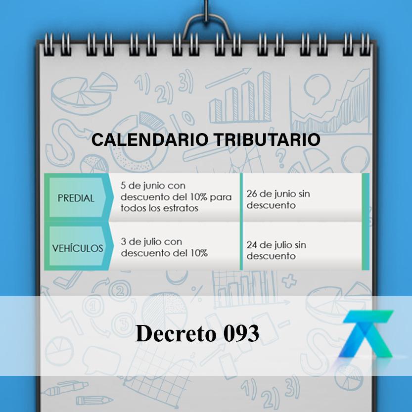 Decreto 093