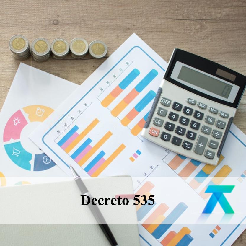 Decreto 535