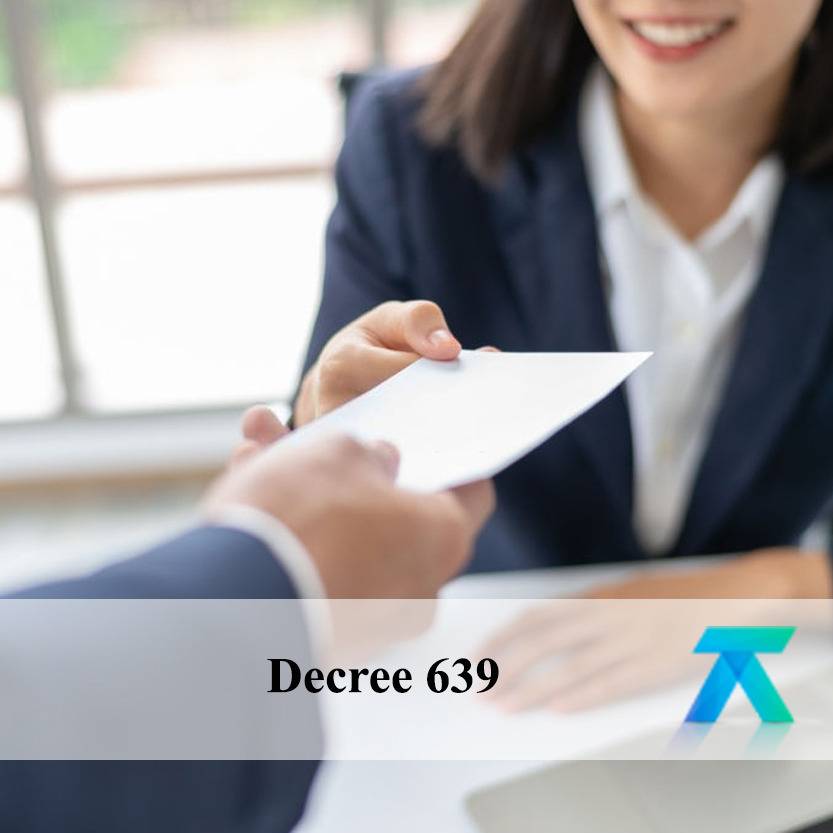Legislative decree 639
