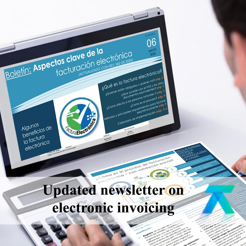 Newsletter: Key aspects of electronic invoicing