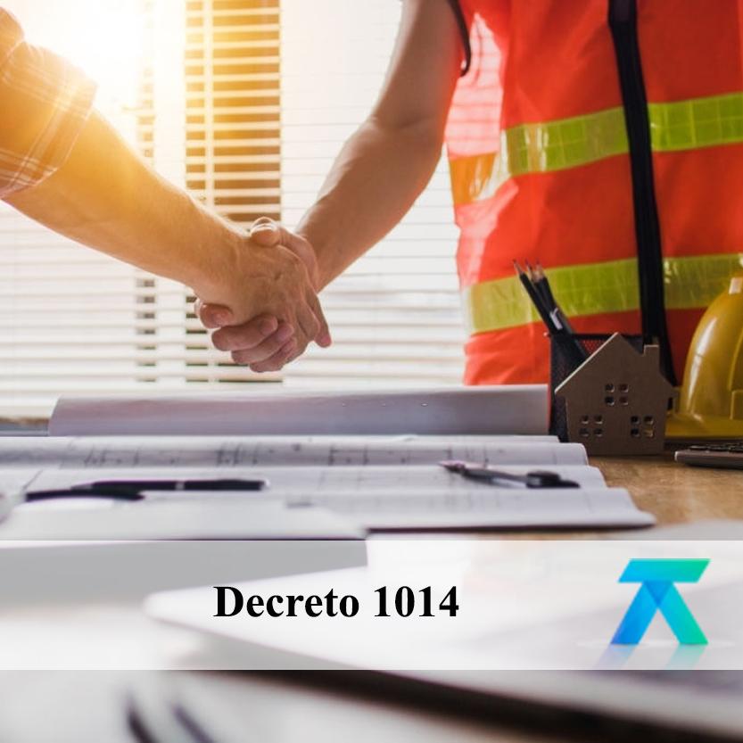 Decreto 1014