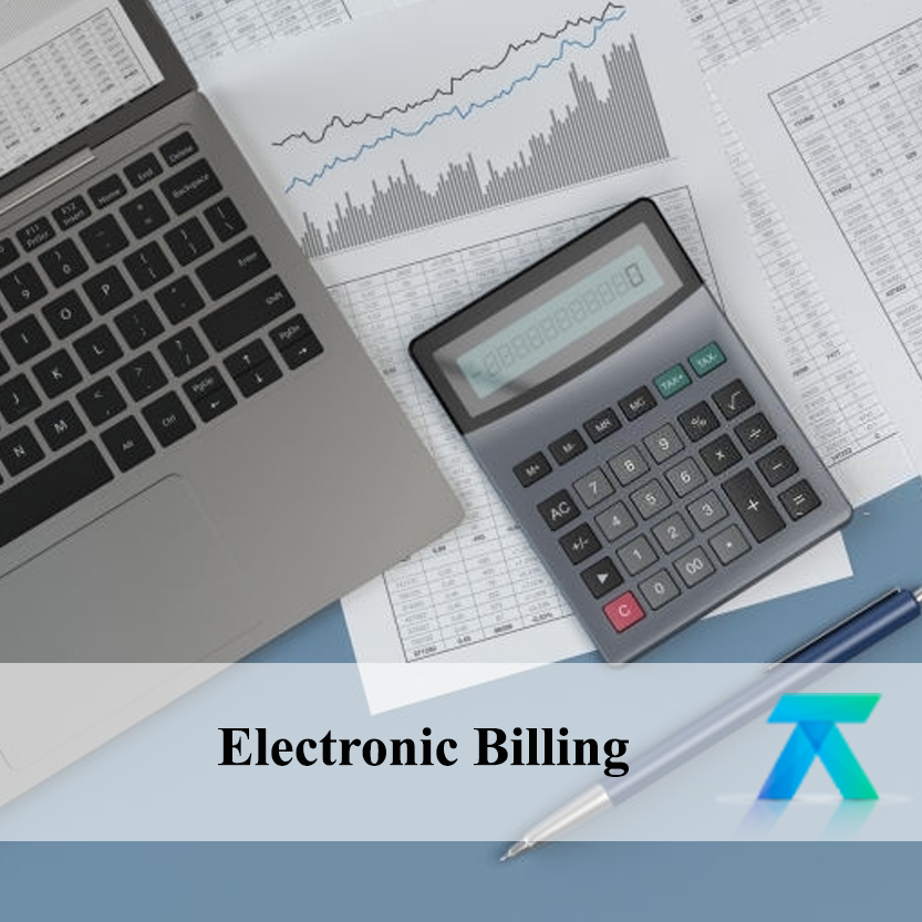 Electronic invoicing statement
