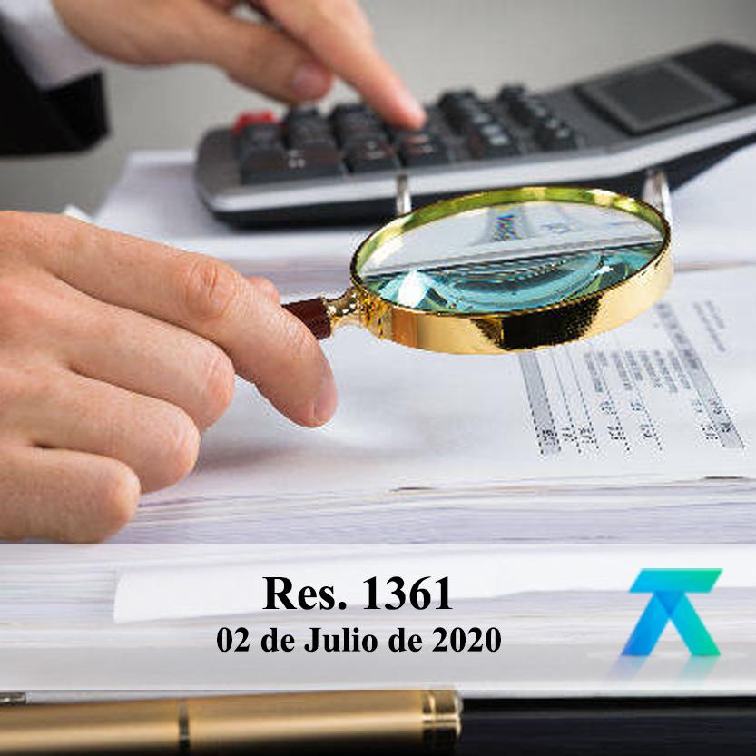 Resolución 1361