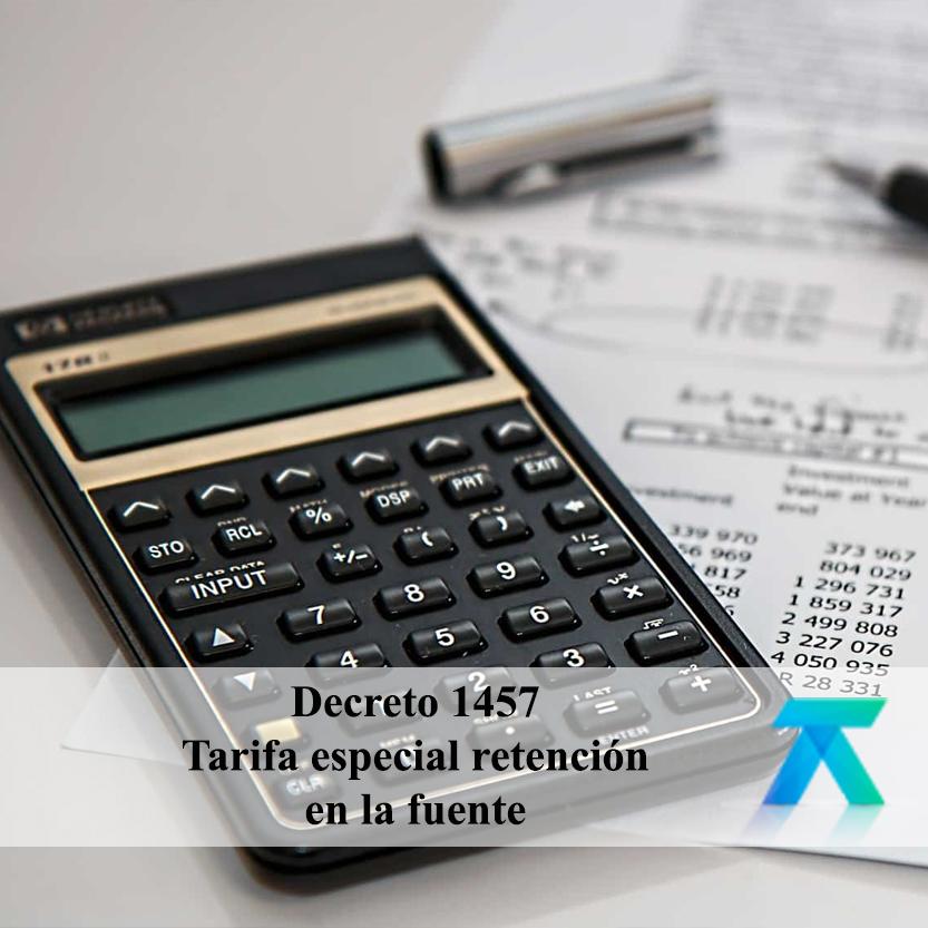 Decreto 1457